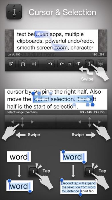 Writron : リトロン テキスト ライター screenshot1