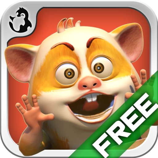 Talking Harry the Hamster FREE iOS App