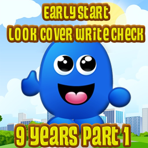 Early Start Look Cover Write Check 9 Years Part 1 iOS App