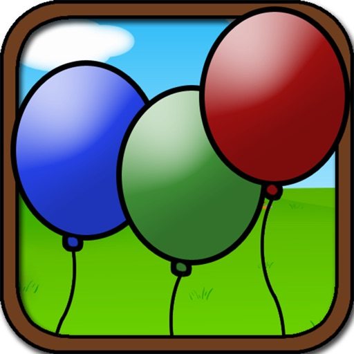 Balloons: Tap and Learn iOS App