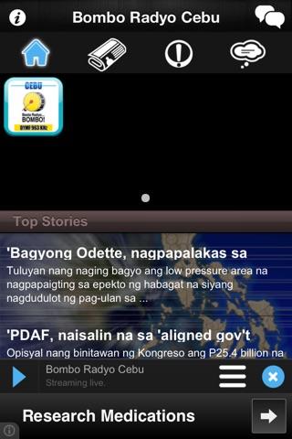 Bombo Cebu screenshot 1