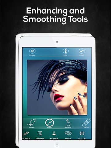 Wrap Camera HD - Ultimate Photo and Picture Editor Suite Screenshot