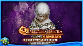Hallowed Legends: Samhain - A Hidden Object Adventure-4