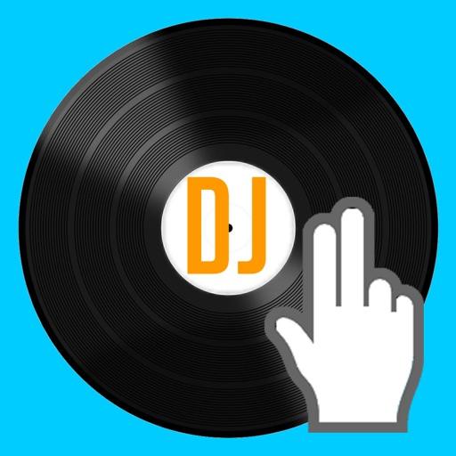 DJ Scratcher Tap Clicker Speed Mania Record Scratch Game iOS App