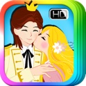 The True Bride - bedtime story interactive book iBigToy icon