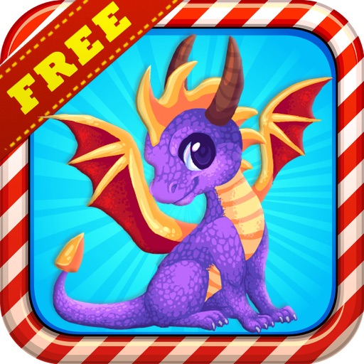 Little Pink Dragon 2 Free iOS App