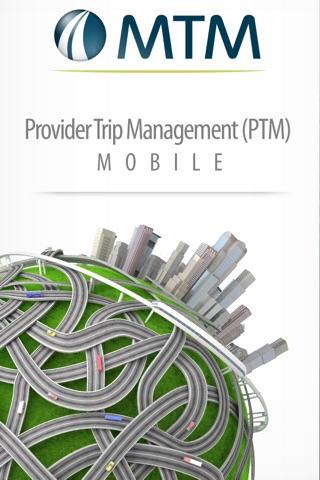 PTM Mobile screenshot 1