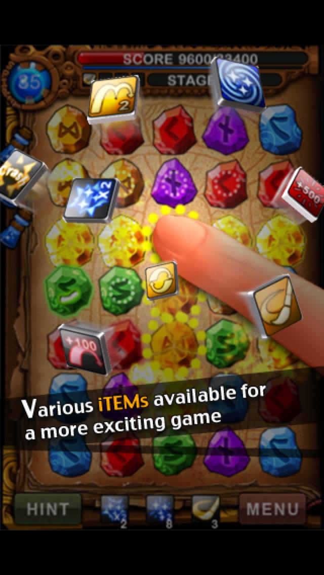 Screenshot #7 for RuneMasterPuzzle