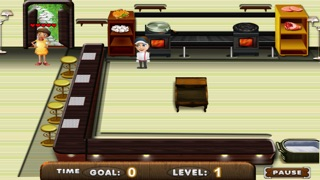 Screenshot von Happy Restaurant Kitchen: Chef Cooking Dash2