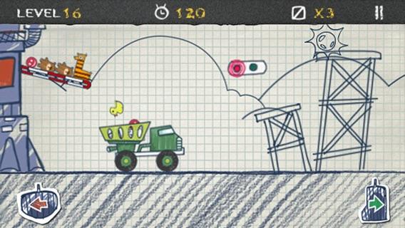 Doodle Truck Screenshot
