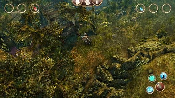 Iesabel Screenshot