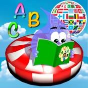 Buchstaben Puzzle Pro: Lesen lernen