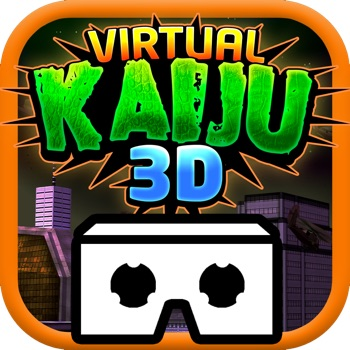 Virtual Kaiju 3D for iPhone