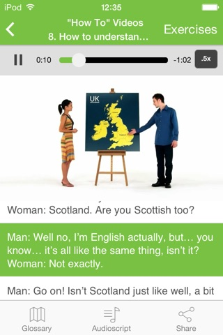 LearnEnglish Audio & Video screenshot 3