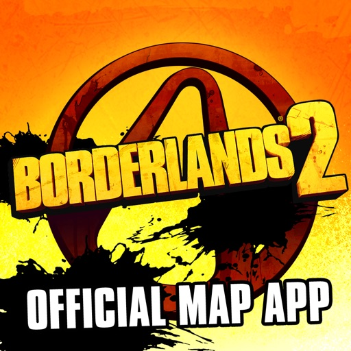 Borderlands 2 Official Map App