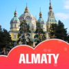 Almaty Offline Travel Guide app for iPhone/iPad