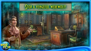 Shadow Wolf Mysteries: Cursed Wedding - A Hidden Object Adventure-1
