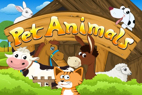 Pet Animals screenshot 1