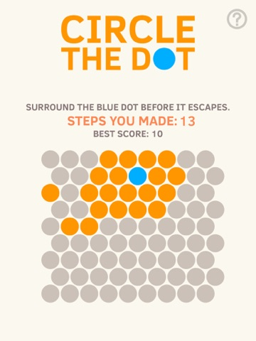 Screenshots of Circle The Dot for iPad