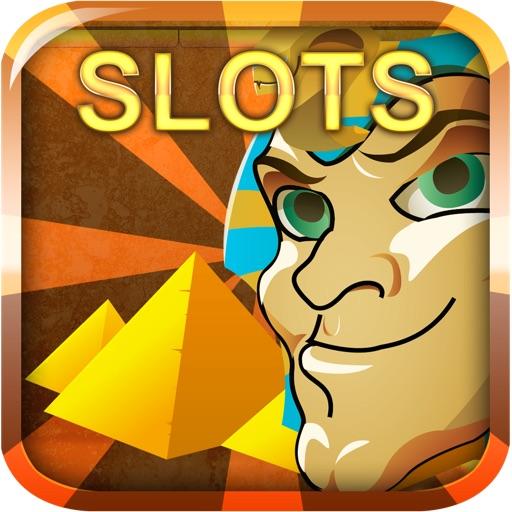 Abet Casino Pharaoh Slots Games - All in one Bingo, Blackjack, Roulette Casino Game iOS App