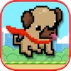 Magical Pug Flight - Impossible Pixel Flyers
