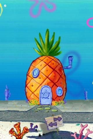 SpongeBob Tickler screenshot 4