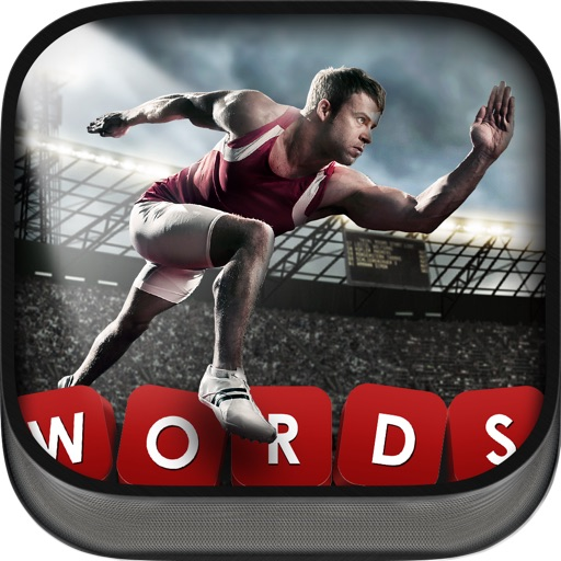 Words in a Pic - Sports iOS App