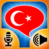 iSpeak Turkish: Interactive conversation course - learn to speak with vocabulary audio lessons, intensive grammar exercises and test quizzes