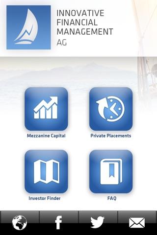 Venture Capital Finder screenshot 1