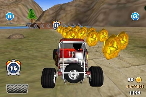 Beach Racing screenshot 2