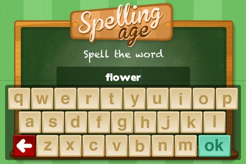 Spelling Age screenshot 3