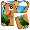 Live Puzzle! Waldtiere
