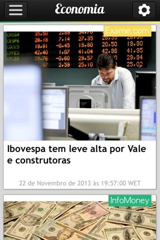 iBrasil - Notícias do Brasil screenshot 4