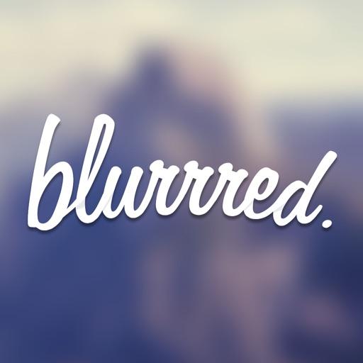 blurrred. – 模糊处理您的 iOS7 壁纸