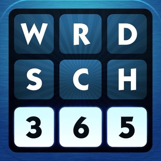 Word Search 365 iOS App