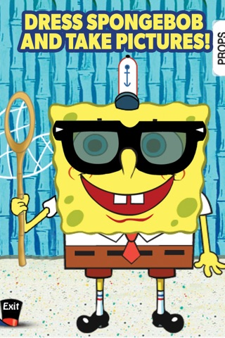 SpongeBob Tickler screenshot 1