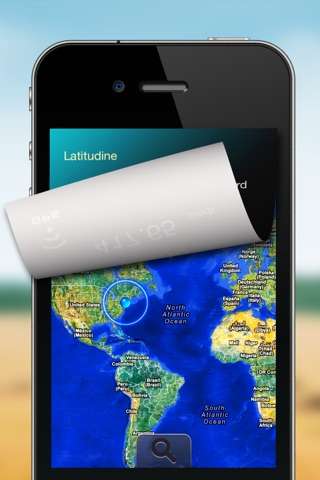 Don't Get Lost - Find Your GPS Coordinates : Longitude, Latitude, Altitude and Map Location screenshot 2