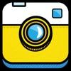 ABC 叢林相機-可愛的主題和框架