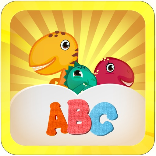 English Learning Games for Children:Baby Dinosaurs English iOS App