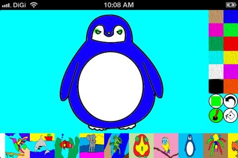 KidsColor Animal screenshot 2