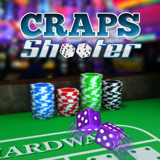 Craps shooter bets