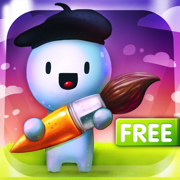 Draw mania free on the app store for Online drawing app