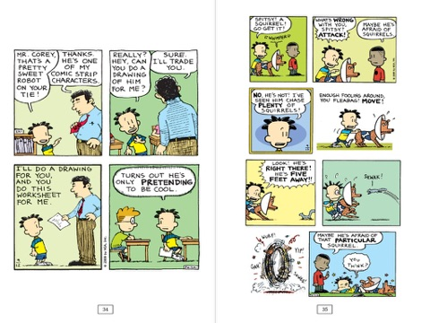 Big Nate Mr Popularity By Lincoln Peirce On Ibooks
