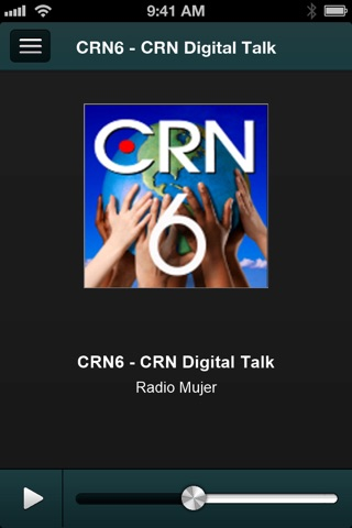 CRN Talk Radio Stations screenshot 1