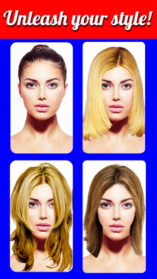 Hairstyles Makeover Pro Virtual Hair Try On To Change Yr Look On - Hairstyle change app