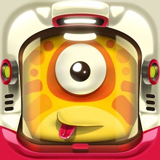 Tiny Space for  Kids iOS App