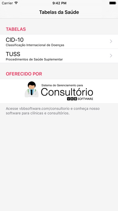 Captura de tela do iPhone 1