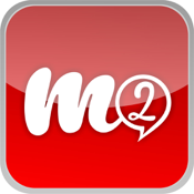Mingle2 Free Dating App for Single Men & Women - Meet New People Online, Chat, Flirt & Date Local Singles icon