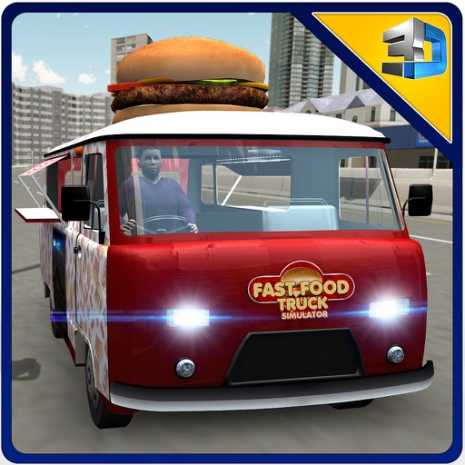Fast Food Truck Simulator – Semi food lorry driving and parking simulation game iOS App