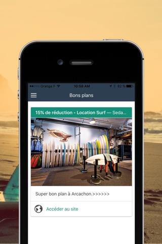 Co-rider — Covoiturage pour les sports de glisse screenshot 3